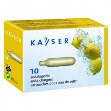 Баллончики для газирования воды KAYSER,10шт