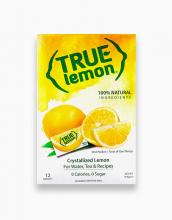 True lemon лимонад классический б/сахара,12шт