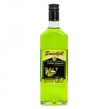"Сироп Sweetfill ""Соленая фисташка"", 0,5 л"