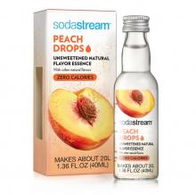 Концентрат Sodastream персиковые капли  Zero,40мл