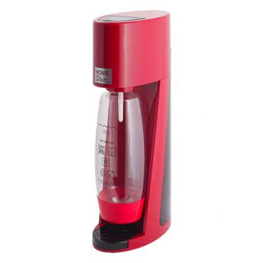 Сифон для газирования воды HomeBar Elexir Turbo NG RED