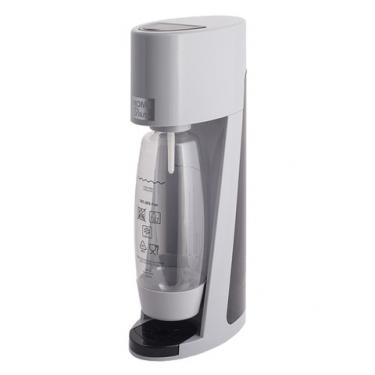 Сифон для газирования воды HomeBar Elexir Turbo NG Silver