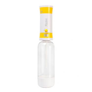 Сифон для газирования воды HomeBar Fizzini NG (желтый)