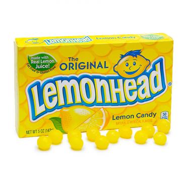 Конфеты Lemonhead,163г