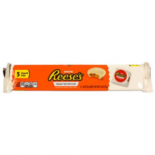 Конфеты Reese's pieces peanut butter cups white ,5шт