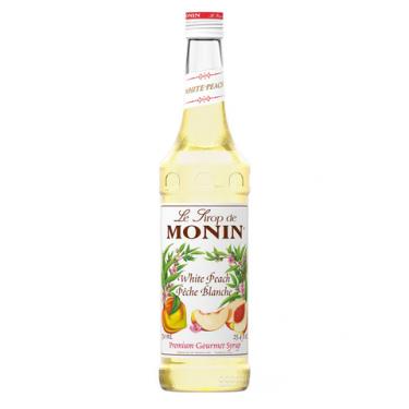 "Сироп Monin ""Белый персик"" 700мл"