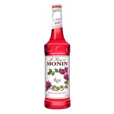 """Сироп Monin """"Роза"""" 700мл"""