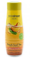 "Сироп Sodastream ""Peach Iced Tea"", 440 мл"