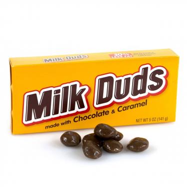 Карамельная ириска Milk Duds в шоколаде,141г