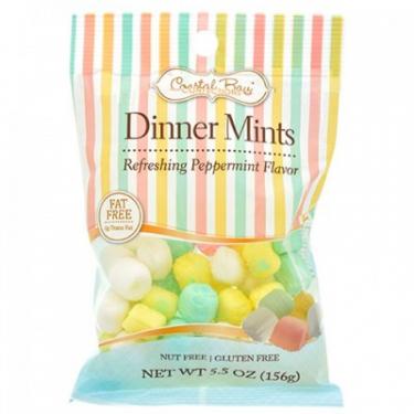Мятные конфетки Dinner Mints,156г