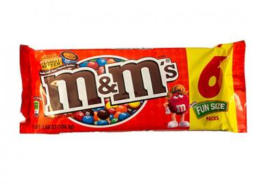Конфеты M&M'S арахисовая паста , 98,9г