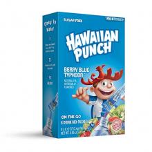 Гавайский пунш из черники б/сахара,8шт