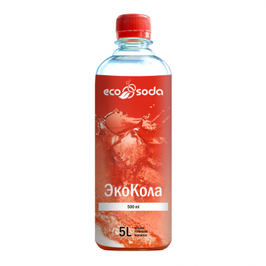 Сироп «ЭкоКола» 500 мл