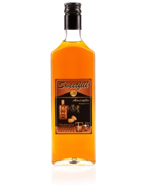 """Сироп Sweetfill """"Амаретто"""", 0,5 л"""