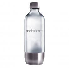 Пластиковая бутылка SodaStream Metal Steel  (с потертостями,выставочные образцы,для сифонов Sodastream и Ecosoda)