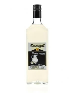"Сироп Sweetfill ""Сливки"", 0,5 л"