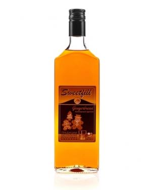 """Сироп Sweetfill """"Имбирный пряник """", 0,5 л"""
