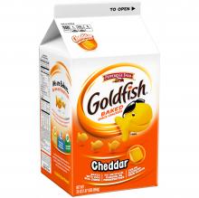 Крекеры Goldfish со вкусом сыра чеддер,113г