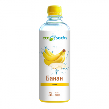 Сироп «Желтый банан» 500 мл