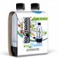 Комплект бутылок EcoSoda на 1 л. 2 шт(для сифонов Sodastream и Ecosoda)