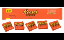 Конфеты Reese's pieces peanut butter cups ,5шт