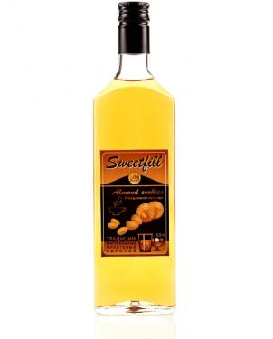"""Сироп Sweetfill """"Миндальное печенье"""", 0,5 л"""
