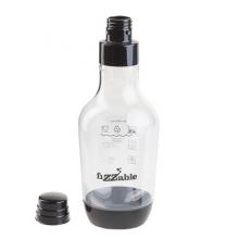 Бутылка для сифона Home Bar fizzable  1,5л (черная)