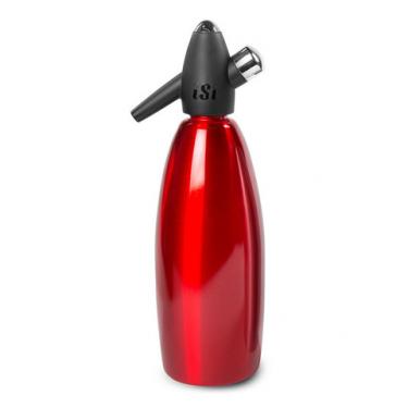 Сифон для газирования воды Isi Red,1л