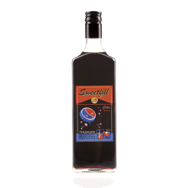 "Сироп Sweetfill ""Кола"", 0,5 л"