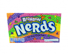 Драже Nerds Rainbow, 141,7 г