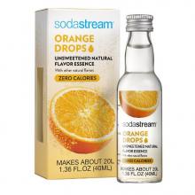 Концентрат Sodastream Апельсиновые капли Zero,40мл