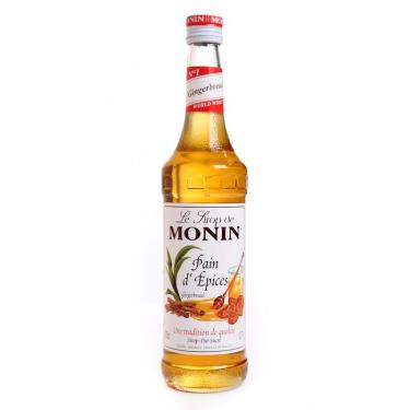 "Сироп Monin ""Имбирный пряник"" 700мл"