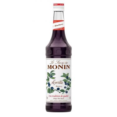 """Сироп Monin """"Черника"""" 700мл"""