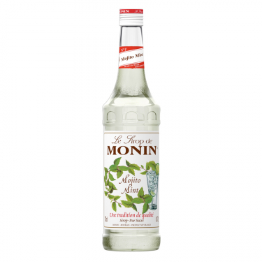"""Сироп Monin """"Мохито ментол"""" 0,05л"""