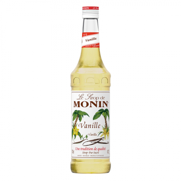 """Сироп Monin """"Ваниль"""" 0,25л"""
