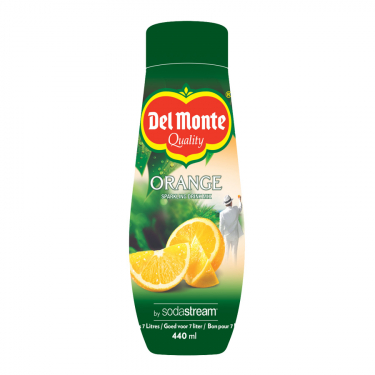 "Сироп ""Апельсин Delmonte"" 440 мл"