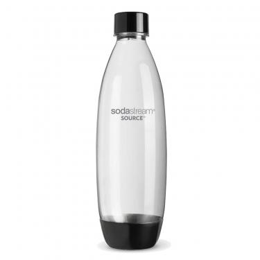 Бутылка SodaStream Fuse черная(с потертостями,выставочные образцы)