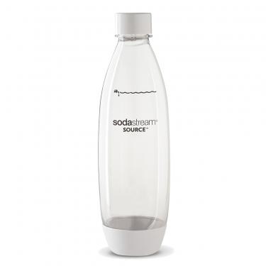 Бутылка SodaStream Fuse белая(с потертостями,выставочные образцы)