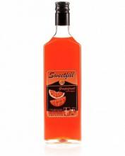 """Сироп Sweetfill """"Грейпфрут"""", 0,5 л"""